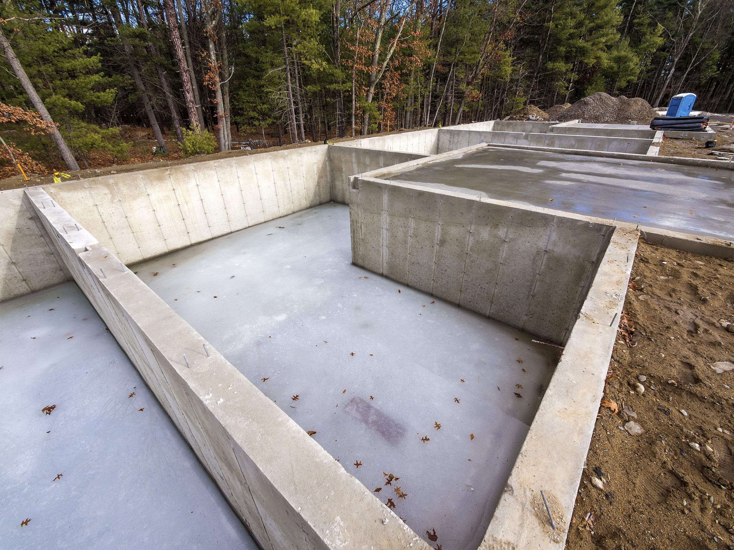 concrete foundations contractors dartmouth ma